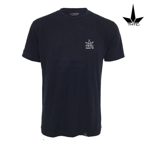 T-Shirt en chanvre THTC Back To The Real | Green Doctor