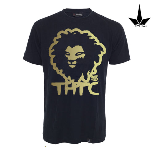 T-Shirt en chanvre THTC Gold Lion XL | Green Doctor