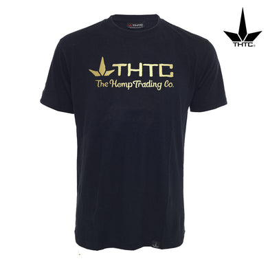 T-Shirt en chanvre THTC The Hemp Trading Co | Green Doctor