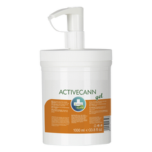 Gel de massage Activecann Gel Annabis