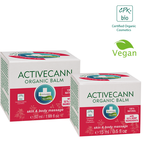 Pommade Activecann Annabis 15 ml - 50 ml | Green Doctor