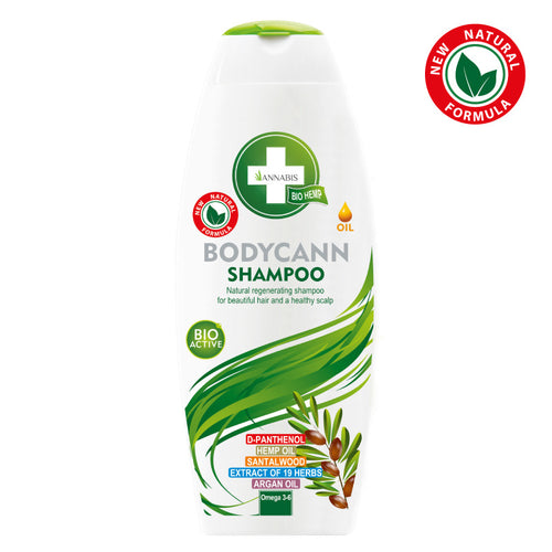 Shampoing Bodycann Annabis 250 ml | Green Doctor