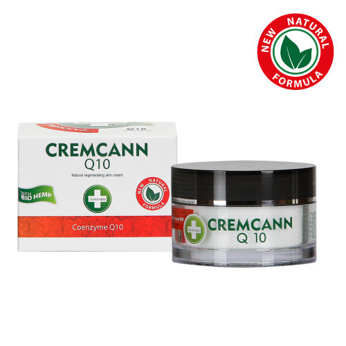 Cremcann Q10 Annabis 15 ml - 50 ml | Green Doctor