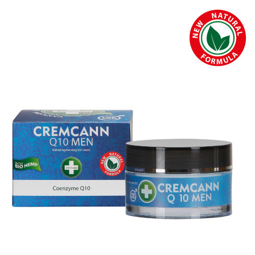 Cremcann Q10 Men Annabis 50 ml | Green Doctor
