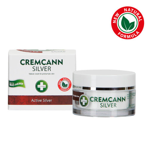 Cremcann Silver Annabis 15 ml | Green Doctor
