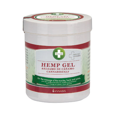 Hemp Gel Annabis 300 ml | Green Doctor