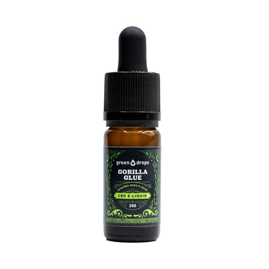 E-Liquide CBD Green Drops Gorilla Glue | Green Doctor