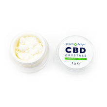 Cristaux de CBD 99% Green Drops | Green Doctor