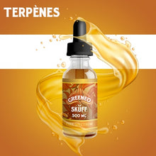 "E-Liquide CBD Greeneo SKUFF ""Full Spectrum"" 