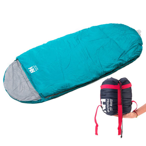 Pancake Style Sleeping Bag