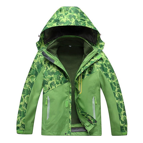 Children's Winter 2-in-1 Jacket
