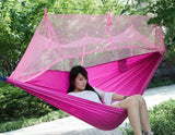 Lighweight Hammock with Mosquito Net
