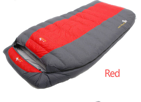 Double Duck Down Sleeping Bag