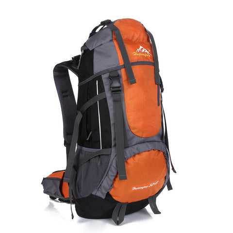 55L Outdoor Hiking Backpack