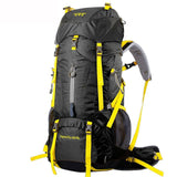 Waterproof 65L Outdoor Camping & Hiking Backpack