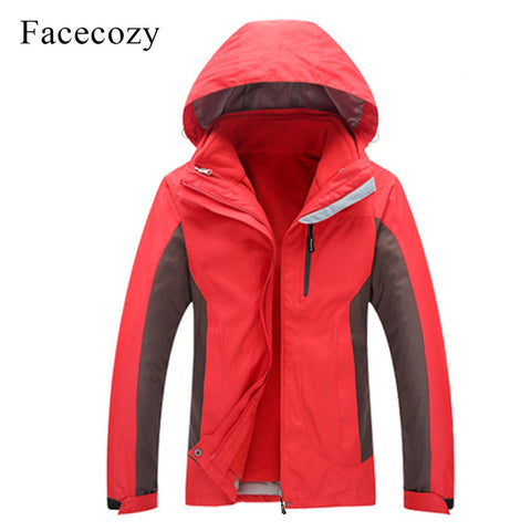 Facecozy Double Layer Women Jacket