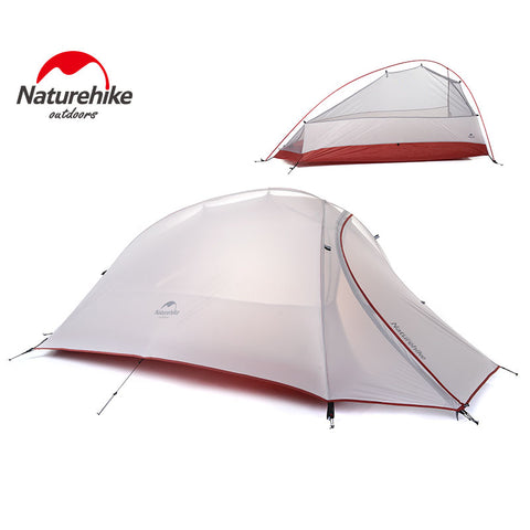 NatureHike CloudUp Ultralight Series 1 Person Tent