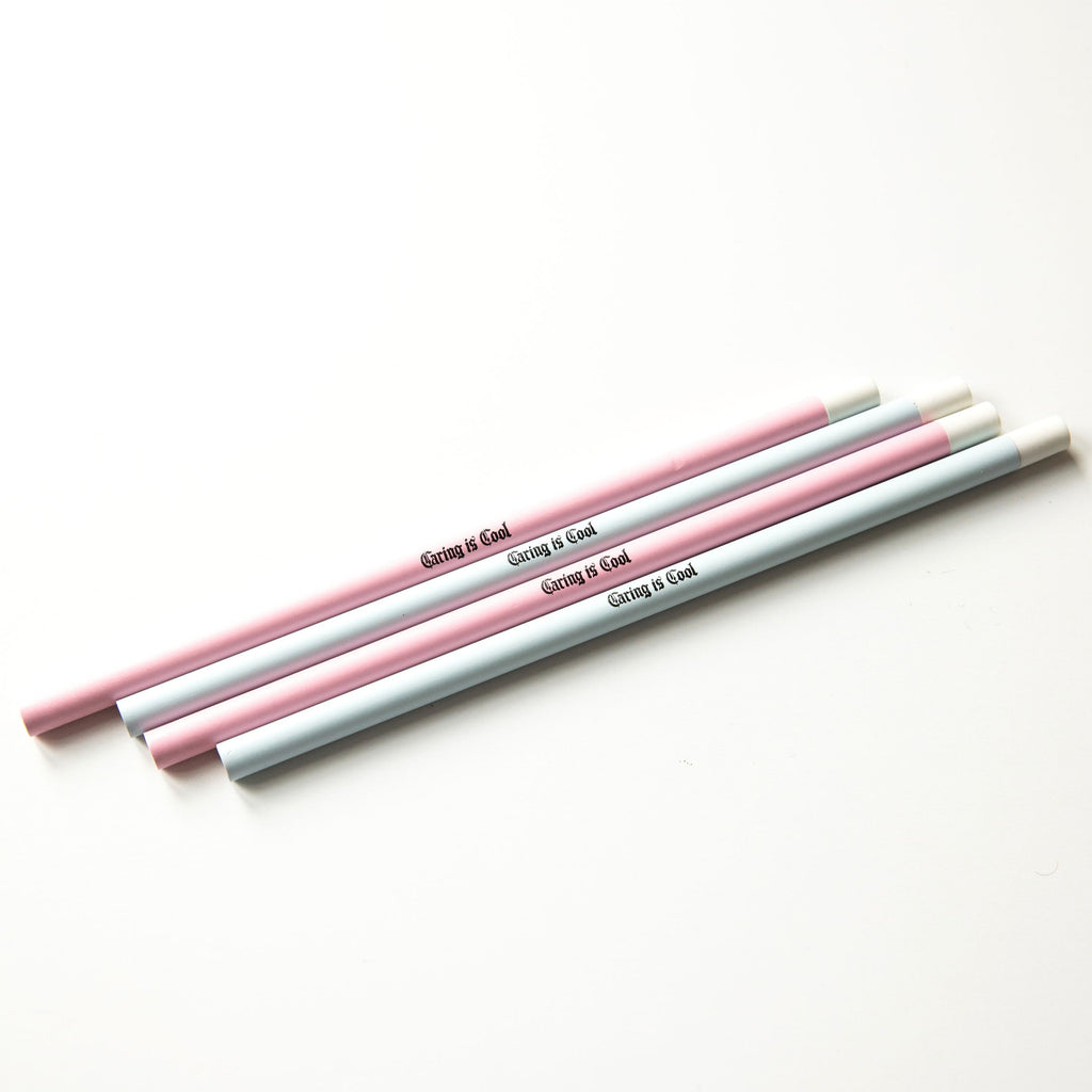 Caring Is Cool 3-Pencil Pack- GRL Collective