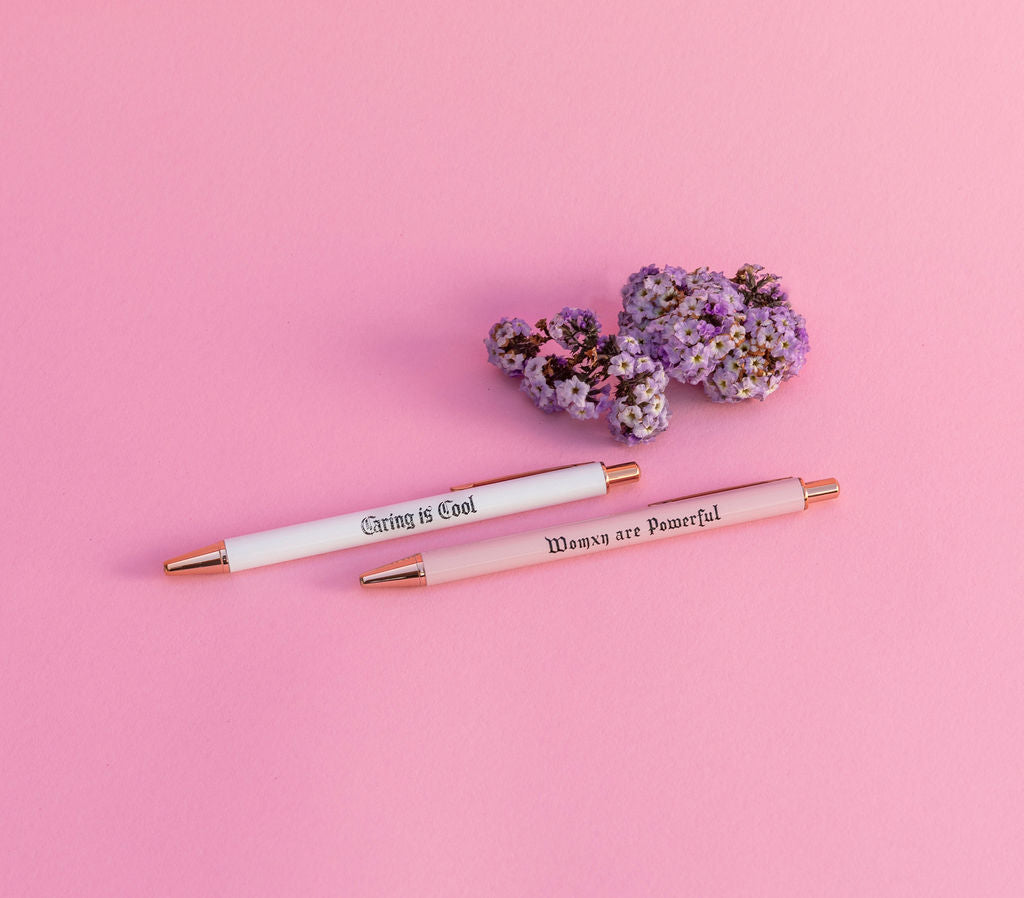 Womxn Are Powerful Pen Set