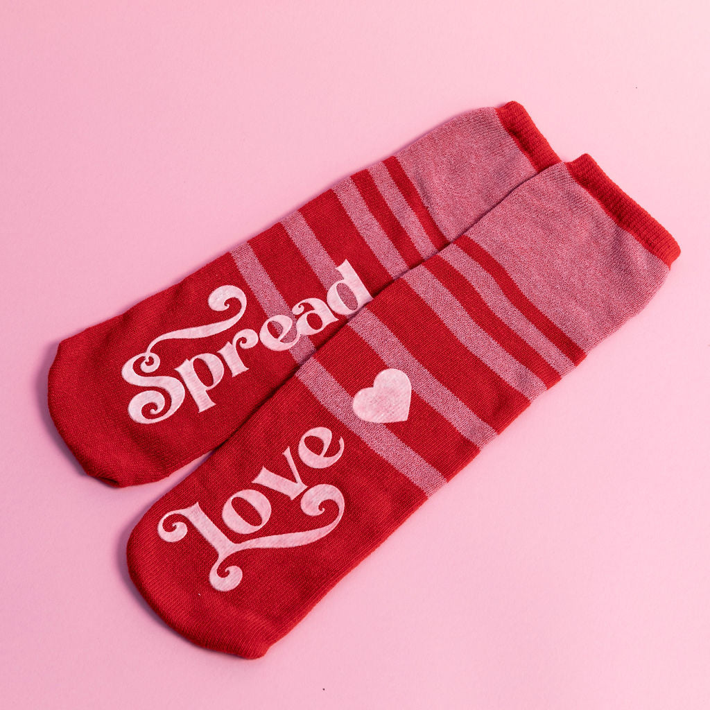 Spread Love Socks