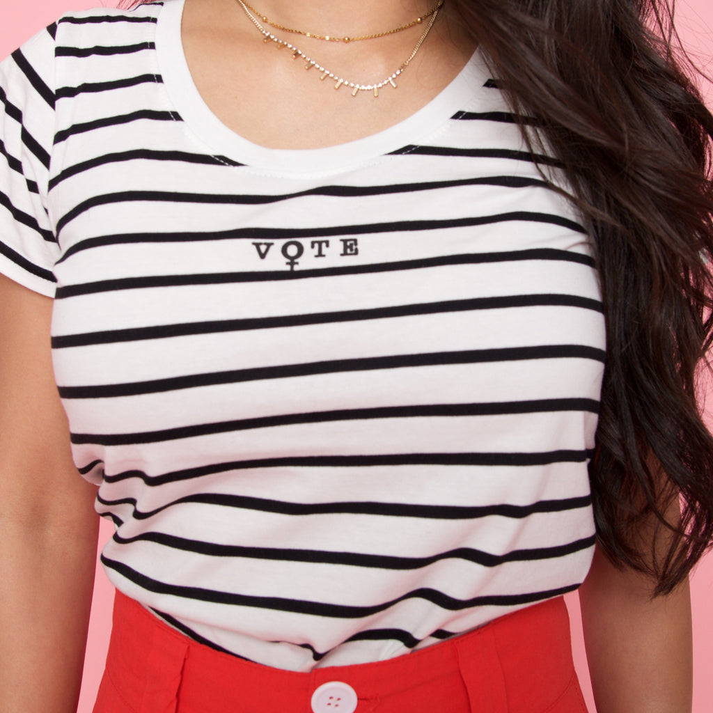 VOTE tee shirt- GRL Collective