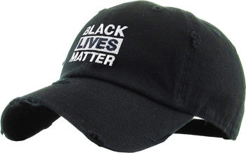 Black Lives Matter - Black Hat