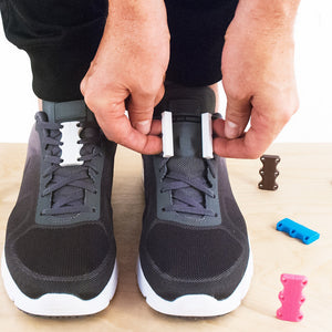 Magnetic Shoe Laces®