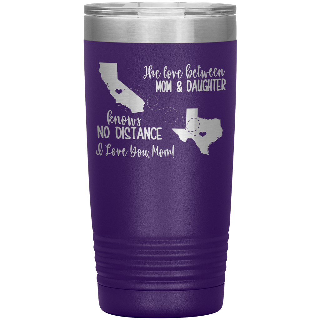 Ashley Mom Distance 20 oz Personalized Tumbler