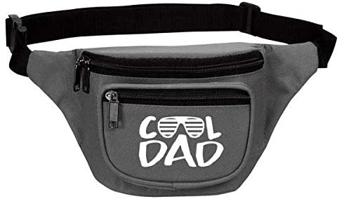 Funny Fanny Pack for Women, Men, Kids - Waist Belt Bag, Phanny Pack for Travel, Gym, Running, Dog Walking, Hiking - Great Gift
