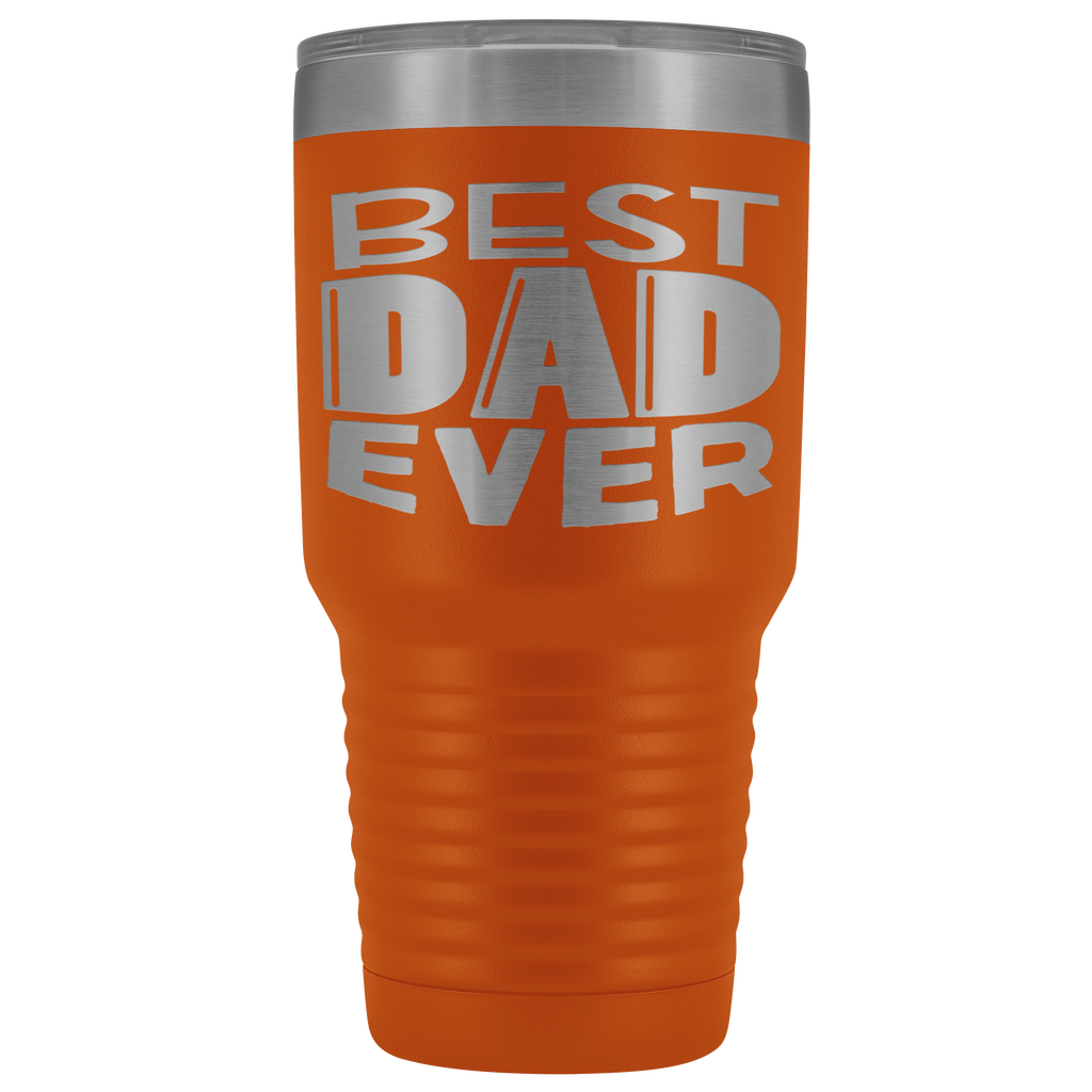 30 oz Vacuum Tumbler - Best Dad Ever