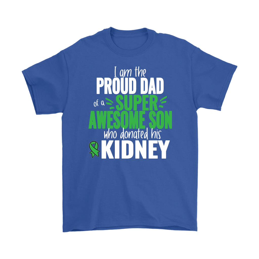 I Am the Proud Dad of a Super Awesome Son Who Donated His Kidney
