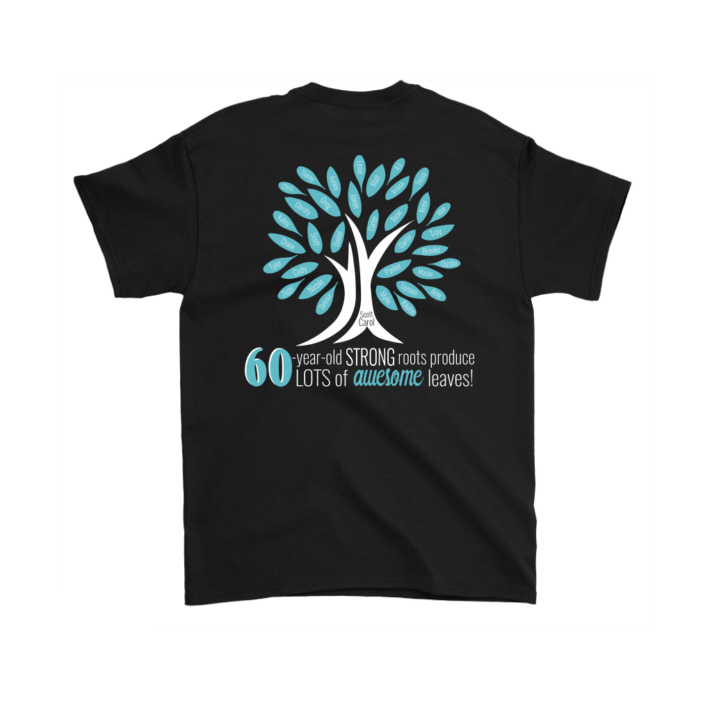 Custom Family Reunion T-Shirt