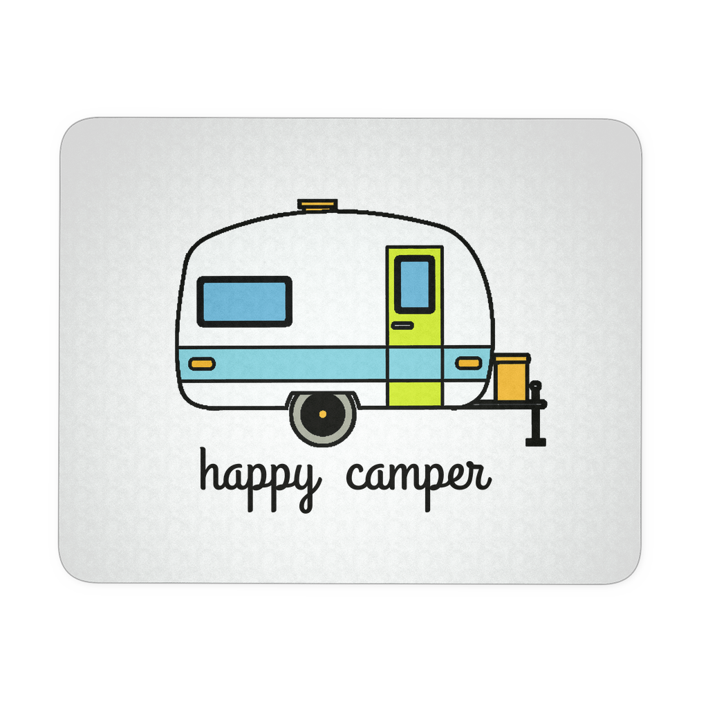 Happy Camper Computer Mousepad