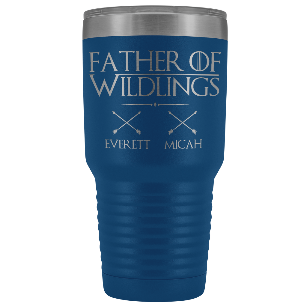 Game of Thrones Inspired Custom-Designed Personalized 30 oz Vacuum Tumblers