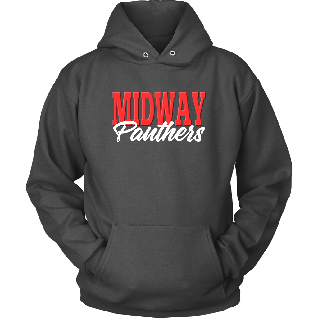 Custom-Designed Midway ISD High School Hoodie - Waco, Hewitt Texas