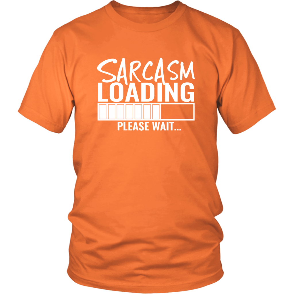 Sarcam Loading T-Shirt