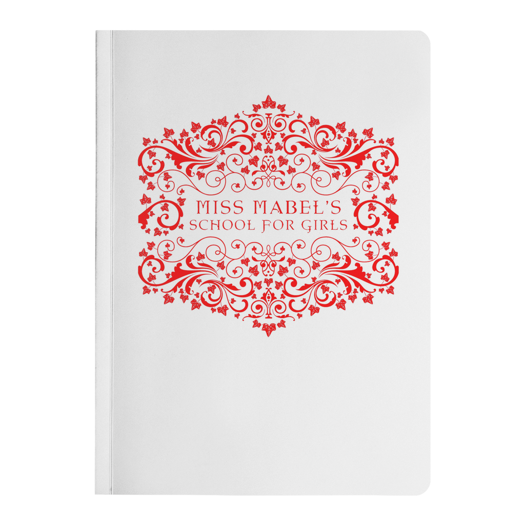 Miss Mabel's School for Girls Banner Journal Notebook