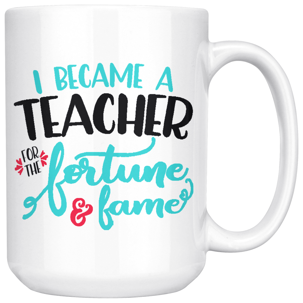 Teacher Mug Collection