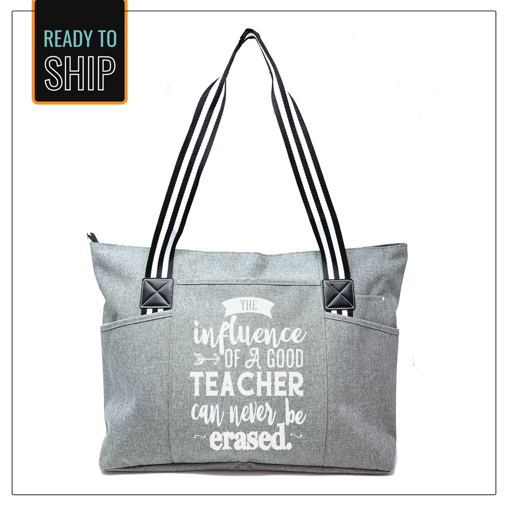 Teacher Influence Tessa Gray Tote Bag