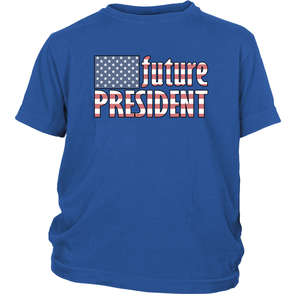 Future President Youth T-Shirt