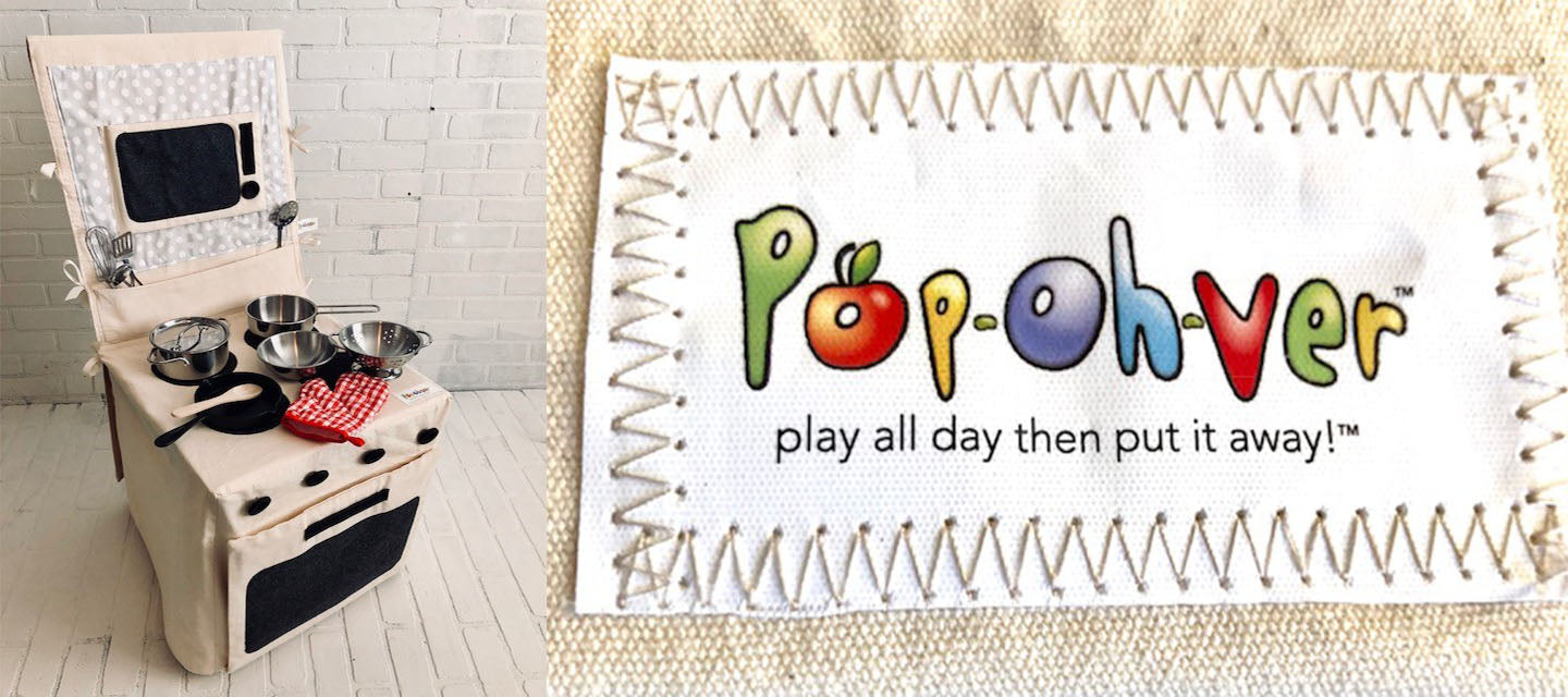 pretend play kitchen girls boys toys imagination popohver soletesdesign desireefollett create toyshow potsandpans