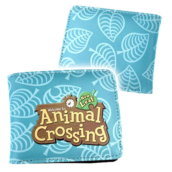 Animal Crossing Pu Leather Wallet