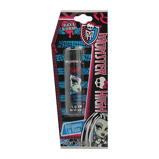Monster High Black & Blueberry Flavoured Lip Balm