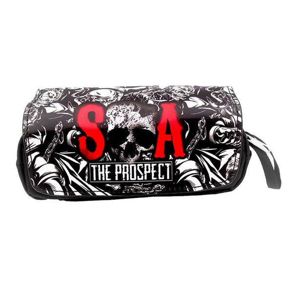 Sons Of Anarchy Prospect Cosmetics Bag