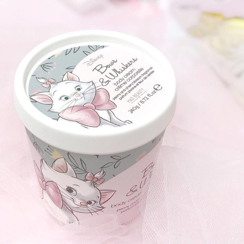 Aristocats Marie Body Cream Tub Bath & Body Disney