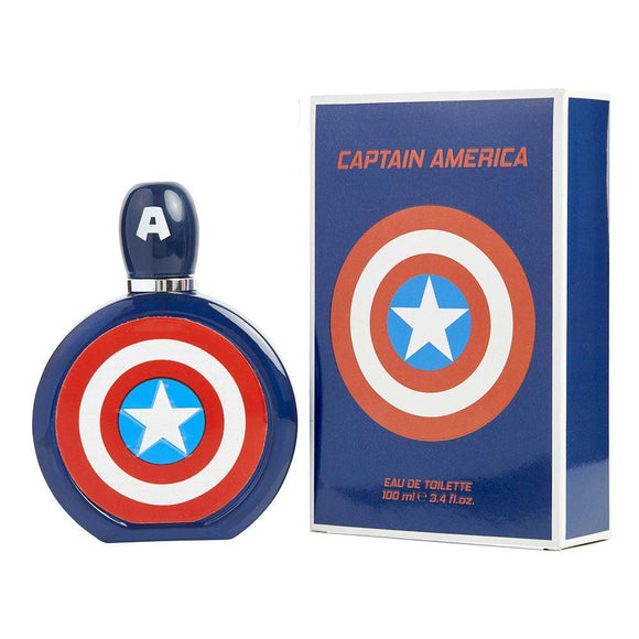 Captain America Cologne By Marvel Fragrance - Undead Inc Fragrance,