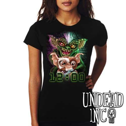 Gremlins - Ladies T Shirt - Undead Inc Ladies T-shirts,
