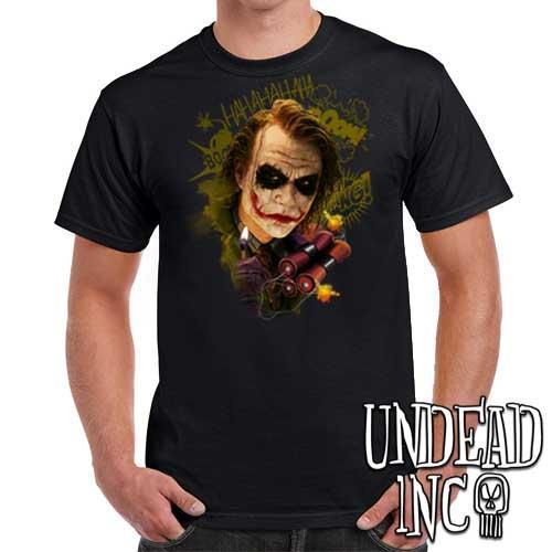 Joker BOOM - Mens T Shirt