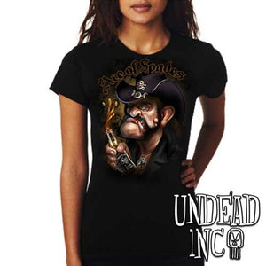 Lemmy Kilmister Motorhead - Ladies T Shirt