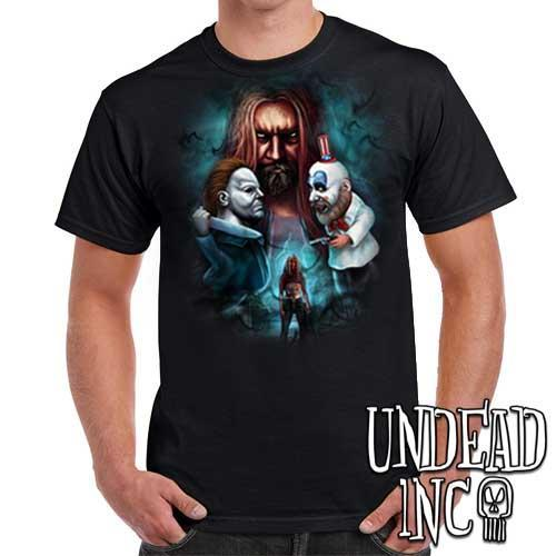 Rob Zombie - Mens T Shirt